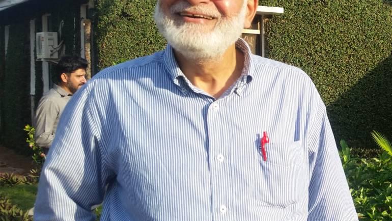 Dr Riaz U Din